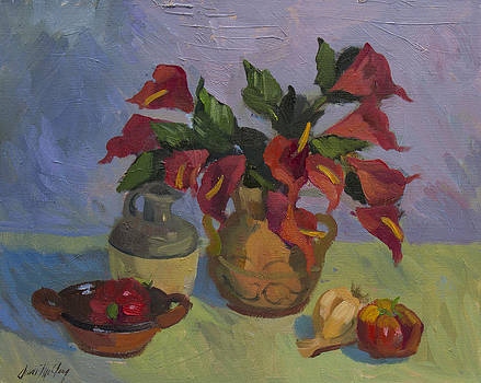 Diane McClary - Red Pepper