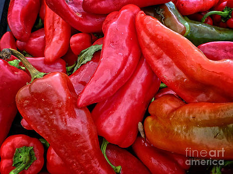 Dee Flouton - Red Peppers