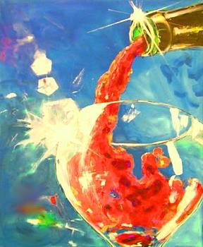 Marcello Cicchini - Red red wine 2