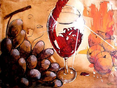 Marcello Cicchini - Red red wine