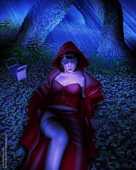 Red Riding Hood by David Phillips