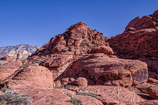 Red Rock Canyon2 Nevada by Arnold Despi