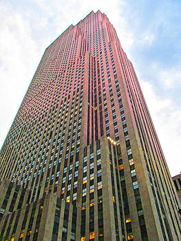 Steven Lapkin - Red Rockefeller Center