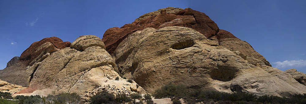 Red Rock Nevada by Bob Bailey