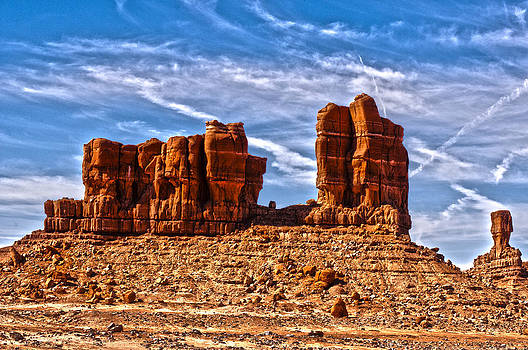 Red Rocks by Denise Teague