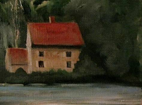 detail from The Search for Lester 1916 by Maria Milazzo
