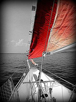 Red Sails by John Carncross