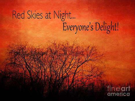 Dee Flouton - Red Skies at Night