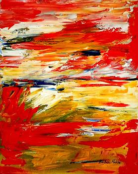 Red Sky at Night by Barbara Pirkle