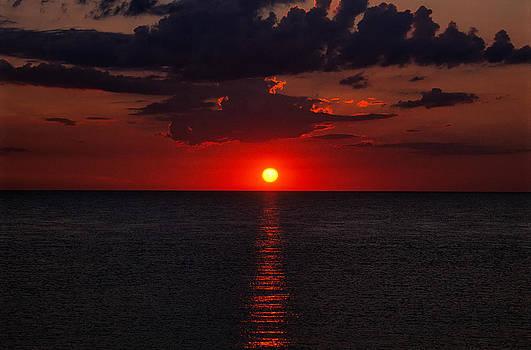 Jeremy Herman - Red Sky at Sunrise 1