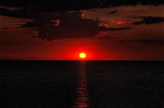Jeremy Herman - Red Sky at Sunrise 2