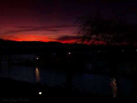 Joyce Dickens - Red Sky In The Morning