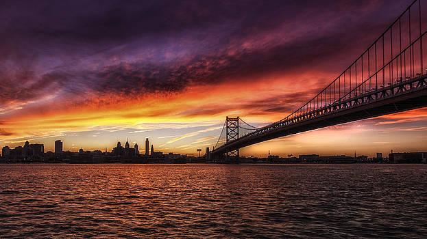 Red Sky by Rob Dietrich