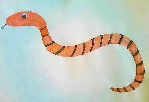Red Snake by Karen Jensen