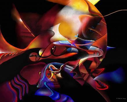 Wolfgang Schweizer - red soundshape