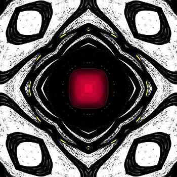 Marcela Bennett - Red Square Ruby