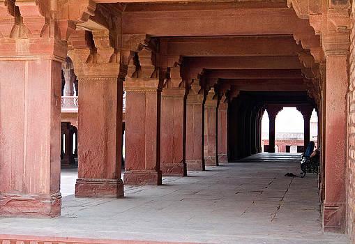 Devinder Sangha - Red Stone Corridor