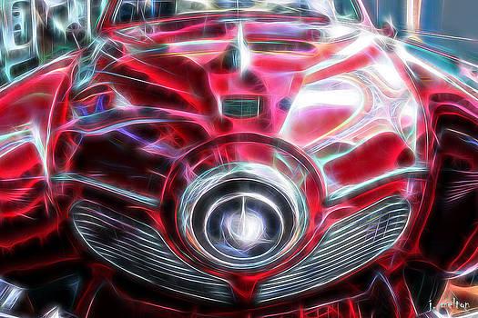 Red Studebaker by Jack Melton