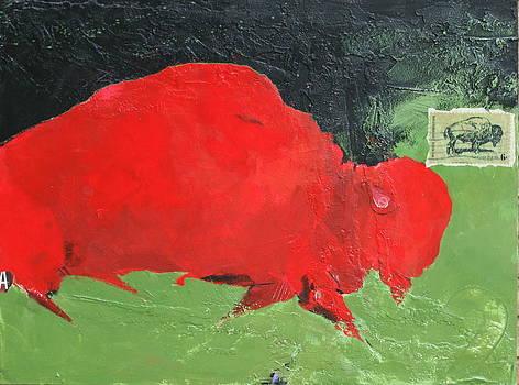Red Thunder by Bert Seabourn