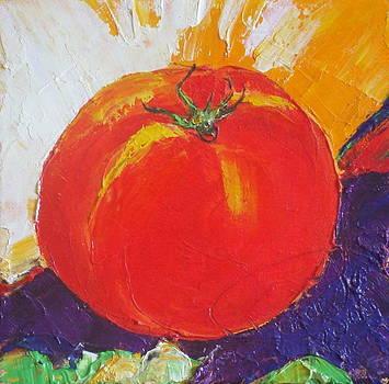 Red Tomato by Paris Wyatt Llanso