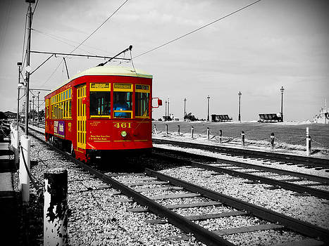 Richelle Munzon - Red Trolley
