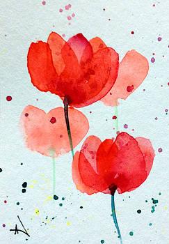 Patricia Lazaro - Red tulips
