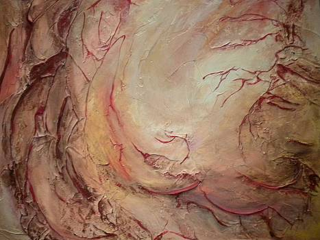 Red Veins by Abigail Avila