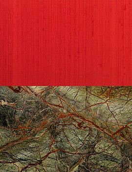 Red Veins by Margaret Ivory