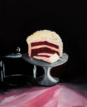 Red Velvet Cake by Rachel Brisbois