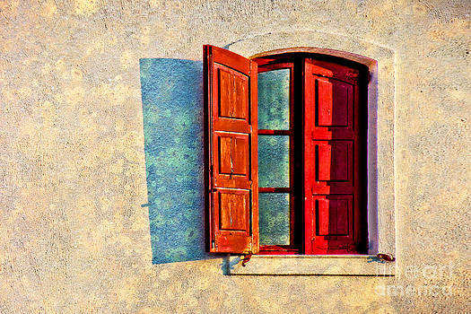 Red Window by Stacey Granger