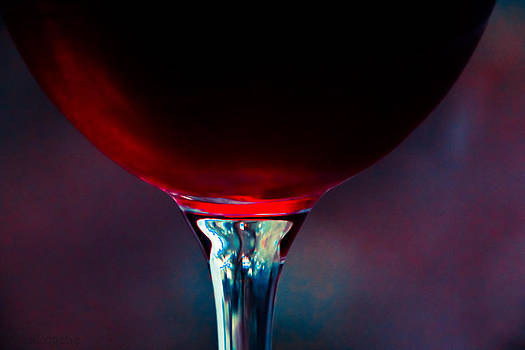 Red Wine by Cindi Castro