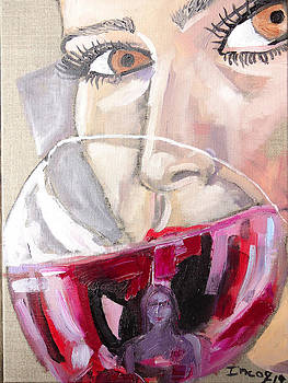 Red Wine Matrix by Henry Beer