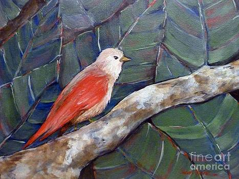 Red Winged by Susan Fisher