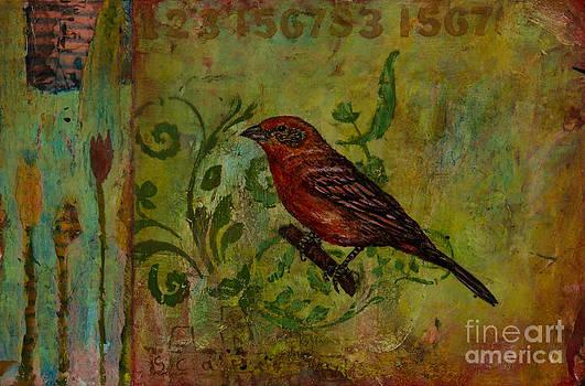 Redbird by Sandra Dawson