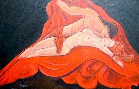 Redd Lust by Barbara Lemley