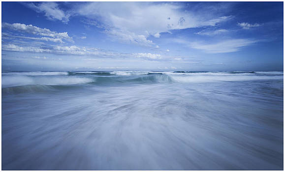 Redhead Beach by Steve Caldwell