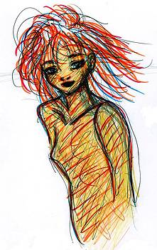 Rachel Scott - Redhead I