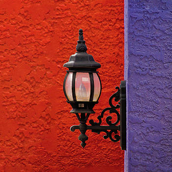 Jan Hagan - Red.Purple Gas Light