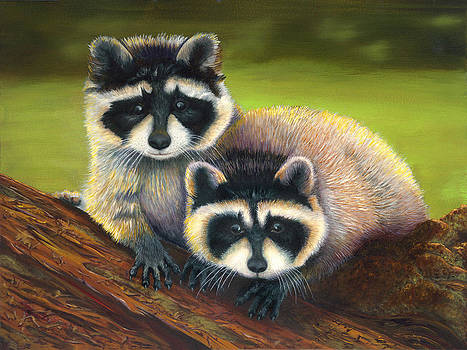Redwood Rascals by Sherry Cullison