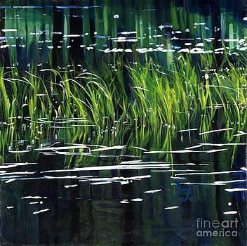 Reeds by Carina Mascarelli