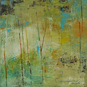 Sold - Reeds  by Carolyn Barth
