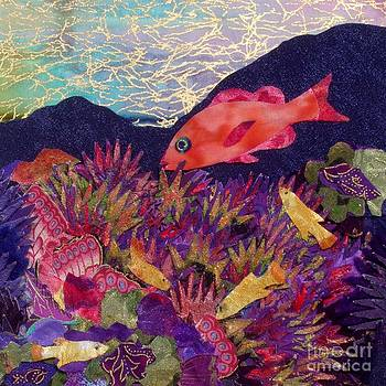 Reef Fish by Susan Minier