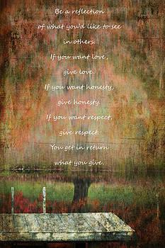 Reflect by Kathy Jennings
