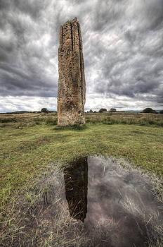 Reflected Stone by Tony Partington