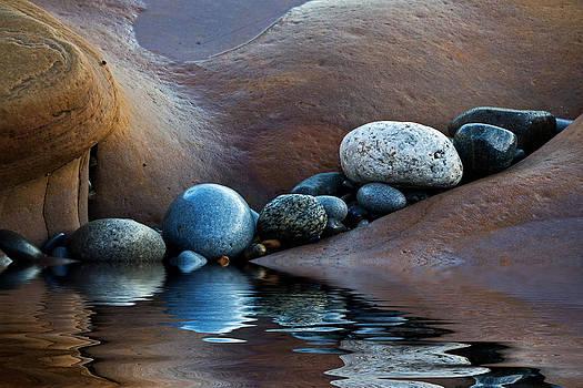 David Pringle - Reflected Stones