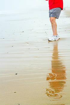 Karol Livote - Reflecting At The Beach