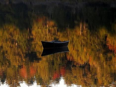 Reflecting Autumn  by Donnie Freeman