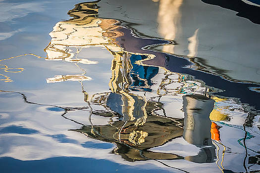 Reflecting Beauty by Brian Wright