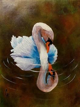 Reflecting by Carol Avants