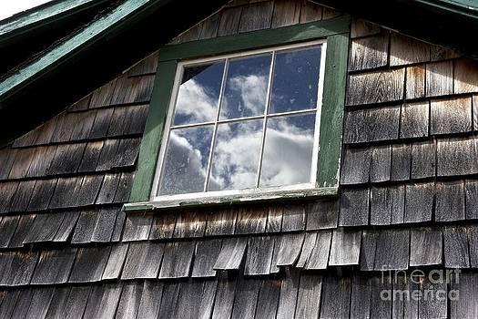 Reflecting Sky by Jim Gillen